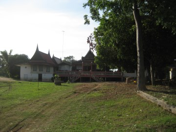 View of Wat Klang Raman