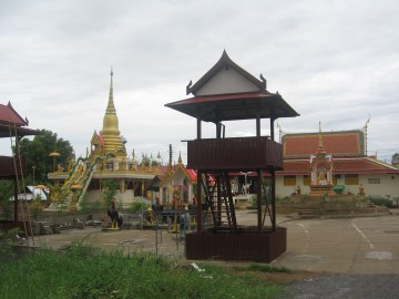 Premises of Wat Klang Raman