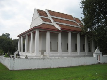 Wat Mai Chai Wichit seen from the north