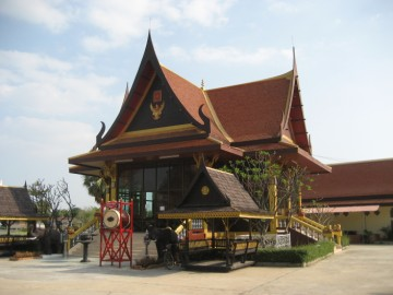 King Taksin Memorial Shrine