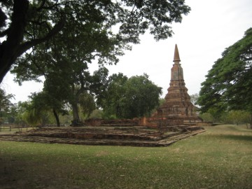 Wat Ubosot from the east