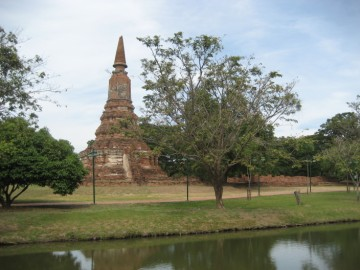 Wat Ubosot from the south