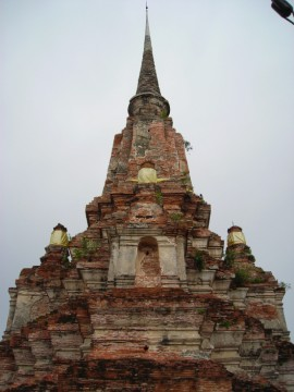 The chedi of Wat Yan Sen